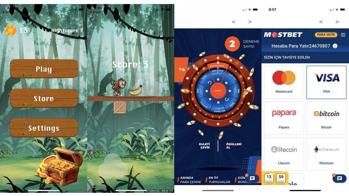 Apple's App Store Was Hosting an Online Casino App Disguised as Kid's Game