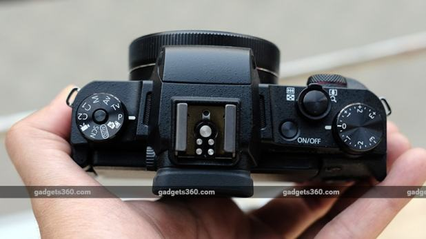 Canon G1X Mark III top ndtv canon