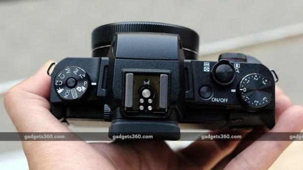 Canon G1X Mark III top ndtv canon