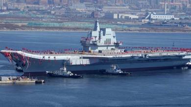 الصين تنفي تقريرها قد تبيع حامل طائرات لباكستان 1