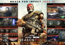 Call of Duty: Warzone, Black Ops Cold War Getting Season 4 on June 17