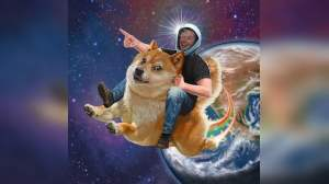 Dogecoin drives a wave of cryptocurrencies to jump 160 percent.  Elon Musk Eyes Vindication
