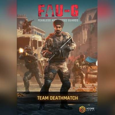 FAU-G 5v5 Team Deathmatch Mode Coming Soon
