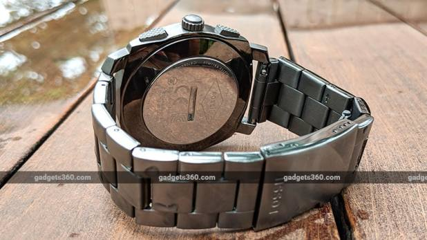 Fossil Back Fossil Q Machine Hybrid Watch Review