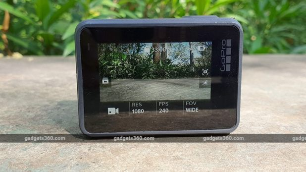 GoPro Hero6 Black screen ndtv GoPro