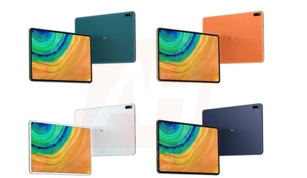 Huawei matepad pro main Huawei MatePad Pro