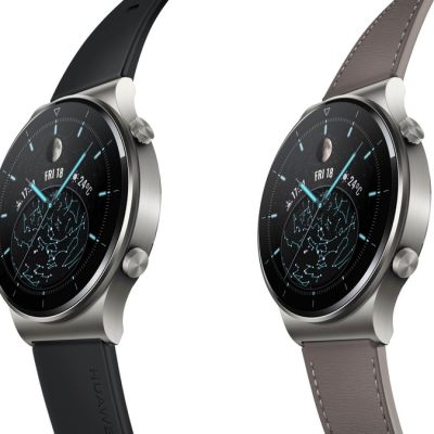 Huawei Watch GT 2 Pro Said to Arrive in India Soon