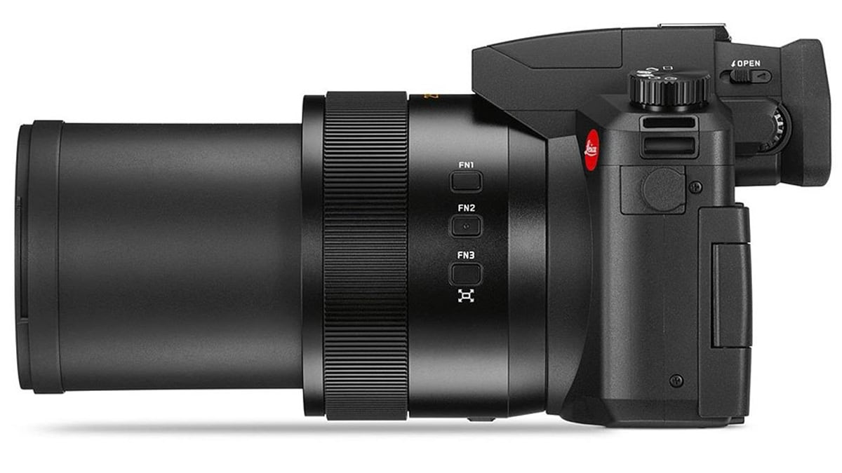 Leica V-Lux 5 Superzoom Camera With 16x Optical Zoom, 4K Video Recording Launched