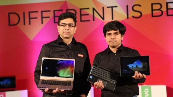 Lenovo Unveils New Range of Consumer-Facing Laptops in India