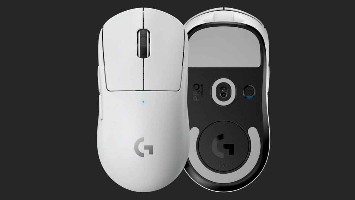 Logitech G PRO X Superlight Wireless Gaming Mouse With PowerPlay Wireless Charging Support Launched