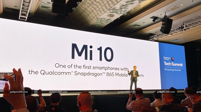 Mi 10 Launch Rumoured for Early February; Purported Listing of Mi 10 Pro Surfaces on Russia's EEC