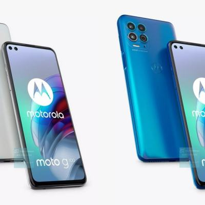 Moto G100 Alleged Renders Show Same Design as Motorola Edge S