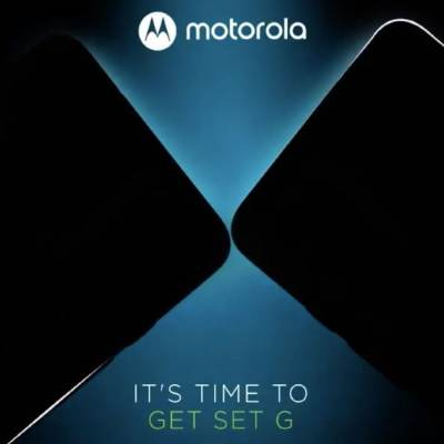 Motorola Teases Launch of Two 'G Series' Phones in India
