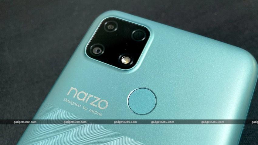 Narzo 30A First Impressions camera Realme Narzo 30A First Impressions
