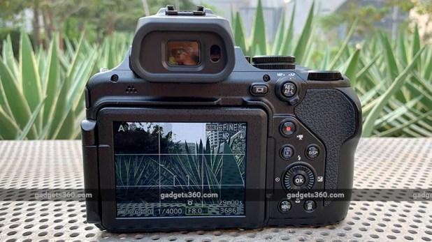 Nikon Coolpix P1000 screen ndtv nikon