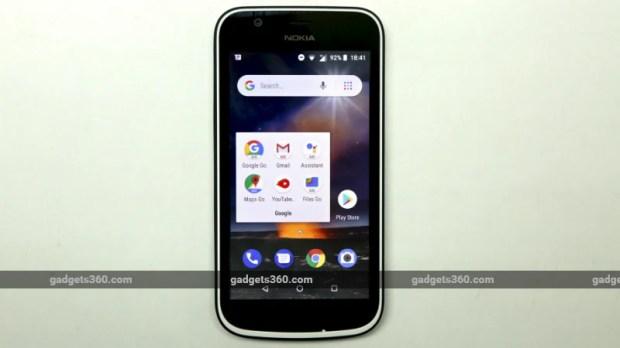Nokia 1 Gallery 9 Nokia 1 Android Go apps
