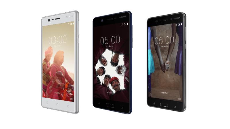 Nokia 3, Nokia 5, Nokia 6 Prices in India Announced: Event Highlights