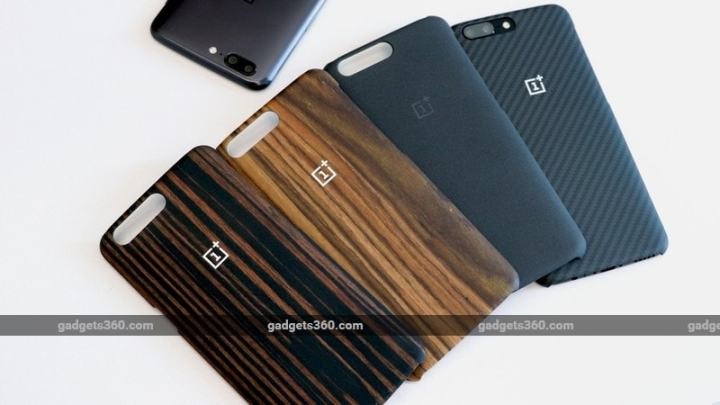 OnePlus 5 covers ndtv oneplus 5