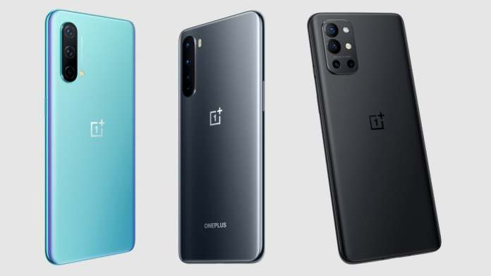OnePlus Nord CE vs OnePlus Nord vs OnePlus 9R: What's the Difference? -India News Cart