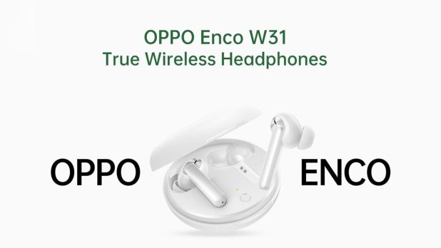Oppo Enco W31 Set to Go on Sale via Amazon India on May 15 at Rs ...