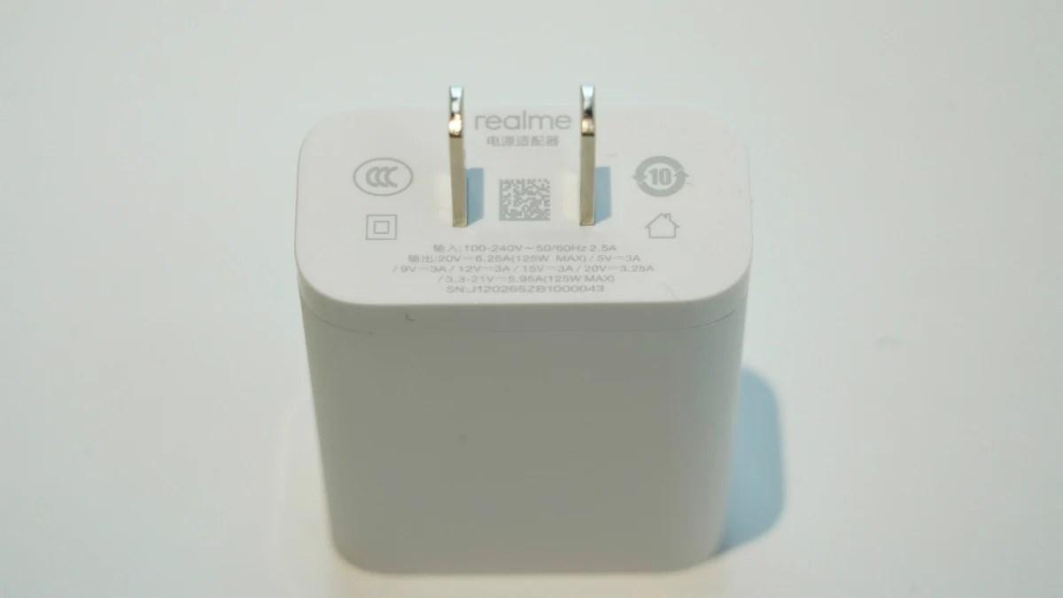Realme के इस 125 वाट चार्जर से 13 मिनट में बैटरी होगी फुल चार्ज देखें पूरी जानकारी