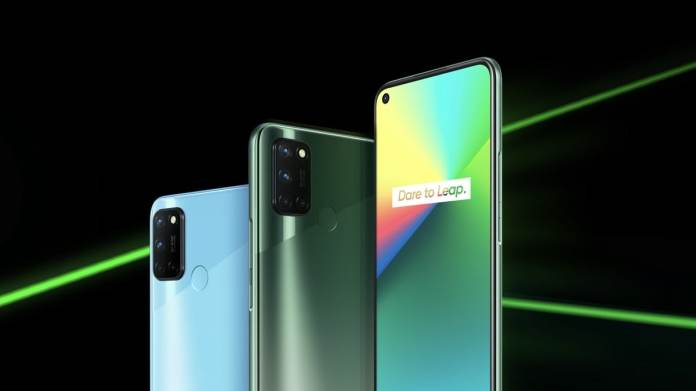 Realme 7i Starts Getting Android 11-Based Realme UI 2.0 in India
