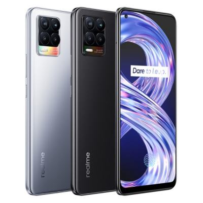 Realme 8 Gets a Rs. 500 Discount in India for a Limited Period