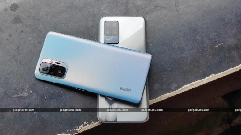 Realme Narzo 30 5G vs Xiaomi Redmi Note 10 Pro Comparison: To 5G or Not to 5G?