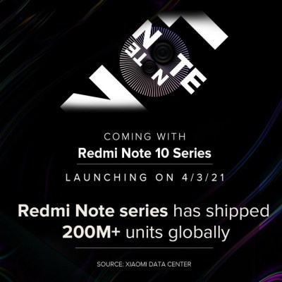 Redmi Note 10 Price in India Leaked Ahead of March 4 Launch