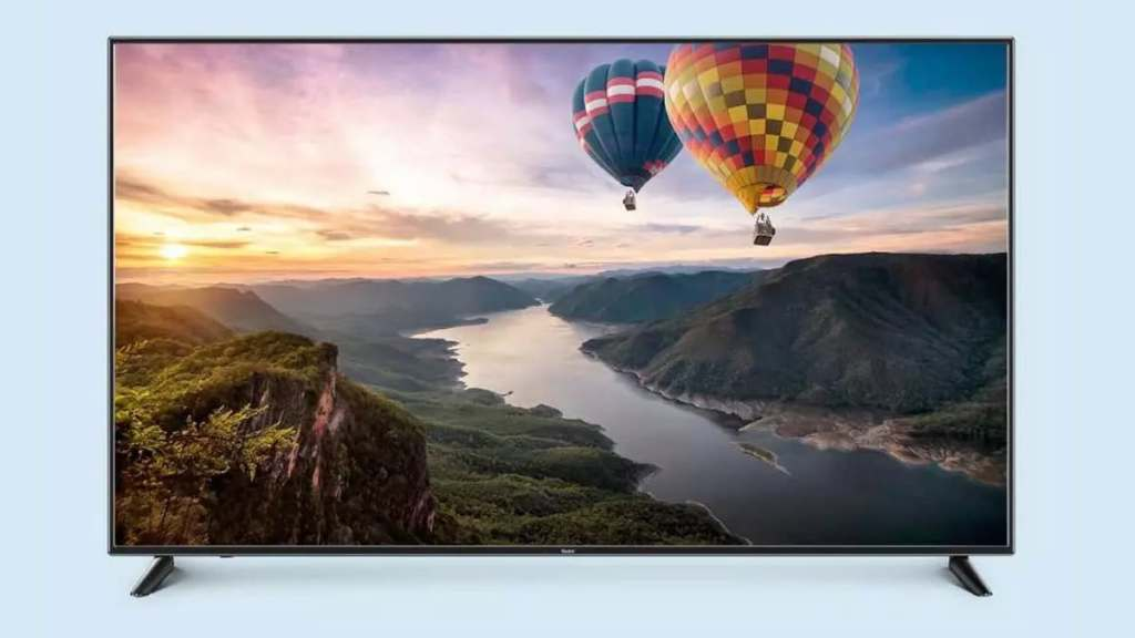 Redmi Smart TV A65 launched with HDR support, 4K display and 60Hz refresh rate