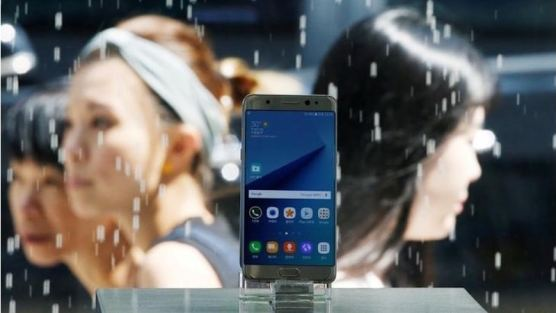 DGCA Lifts Restrictions on New Samsung Galaxy Note 7 Phones