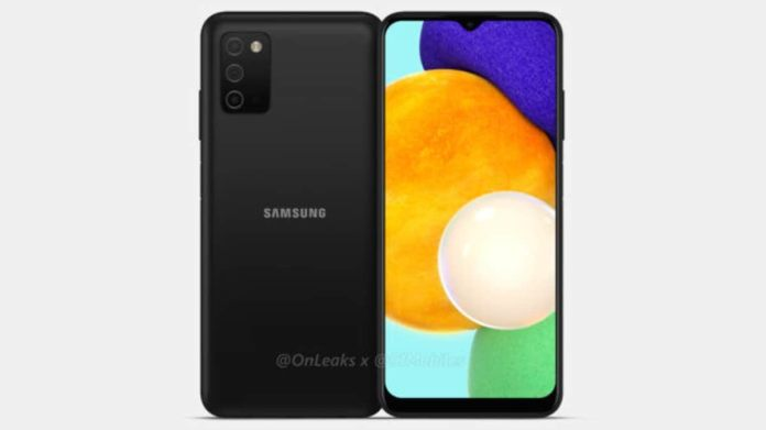 Samsung Galaxy A03s Design, Specifications Leaked