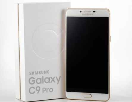Samsung Galaxy C9 Pro With 6GB of RAM, 16-Megapixel Front and Rear Cameras Official
