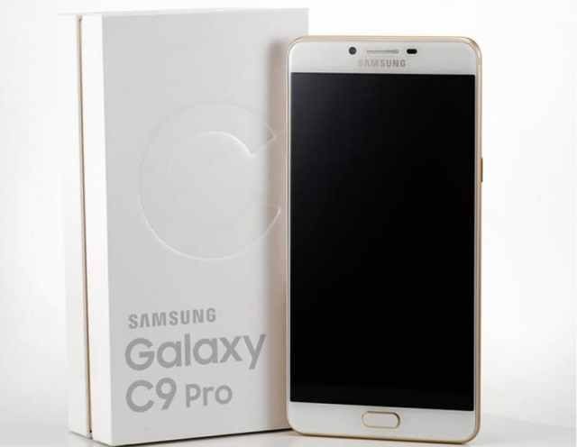 Samsung Galaxy C9 Pro With 6GB of RAM, 16-Megapixel Front and Rear Cameras