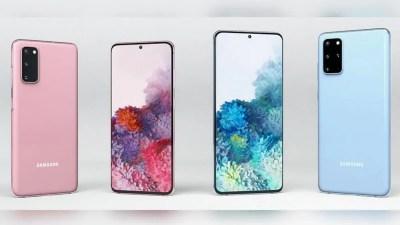 Samsung Galaxy S20 FE or Galaxy S20