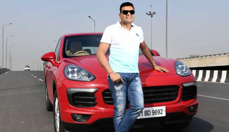 Sandeep Aggarwal Droom Droom
