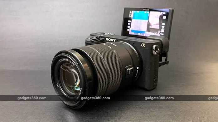 Sony A6400 cover ndtv sony