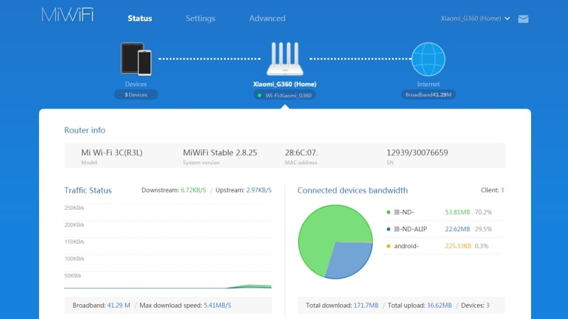 Xiaomi Mi Router 3C web new ndtv Xiaomi