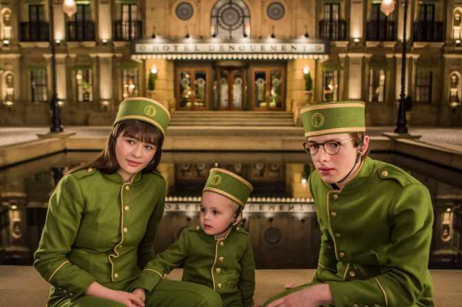 Image result for a series of unfortunate events season 3 grim grotto