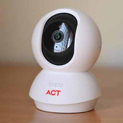 ACT HomeCam Security Camera Launched in India: All the Details