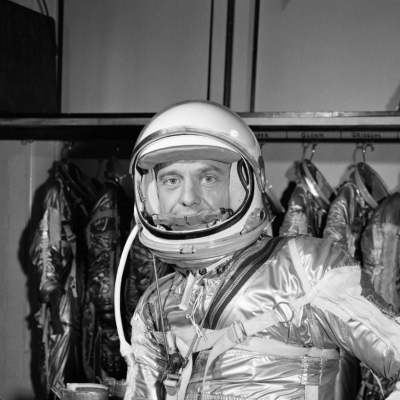 NASA Celebrates 60th Anniversary of First American in Space
