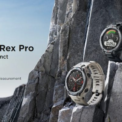 Amazfit T-Rex Pro With Auto Workout Recognition Feature Launched in India