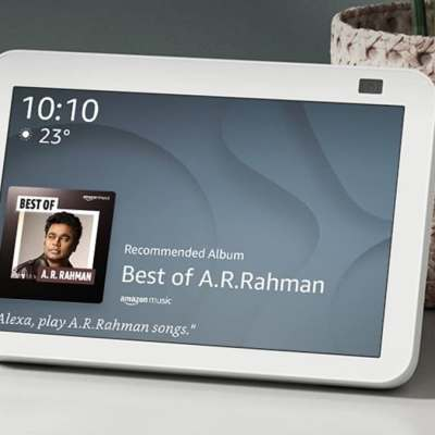 Amazon Echo Show 8 (2nd Gen) With Better Camera Launched in India