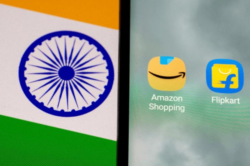 Invoking 'Quit India', Minister Welcomes Amazon, Flipkart Ruling