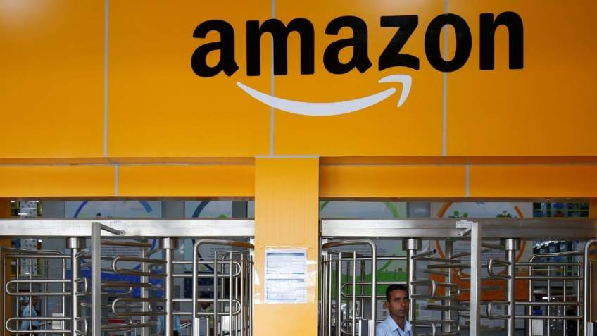 Amazon Accused of Concealing Facts in Future Group Deal by CCI