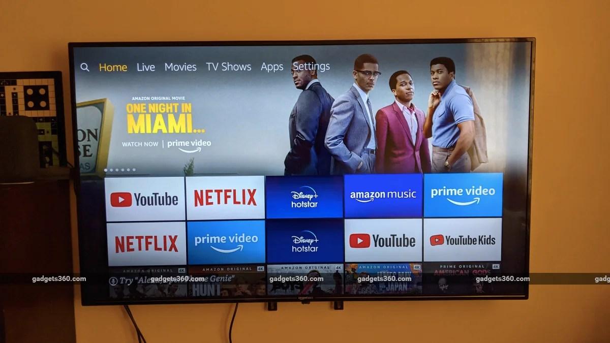 amazonbasics 55 inch led tv review ui AmazonBasics  AmazonBasics TV