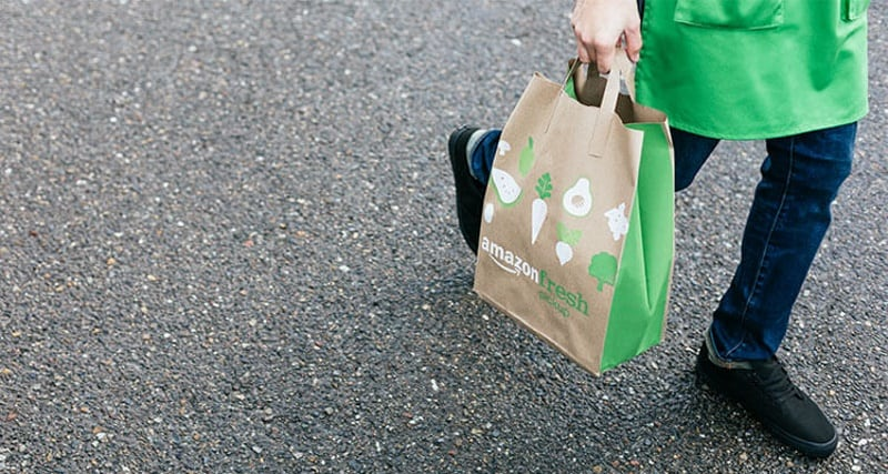 AmazonFresh Pickup Kiosks Opened in Seattle to Rival Wal-Mart