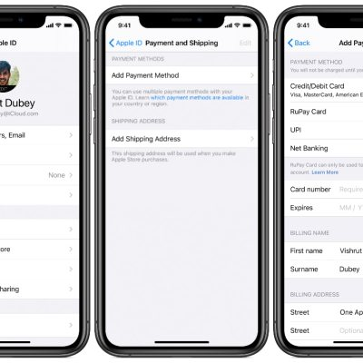 Apple's App Store Gets UPI, RuPay, Netbanking as Alternate Payment Options