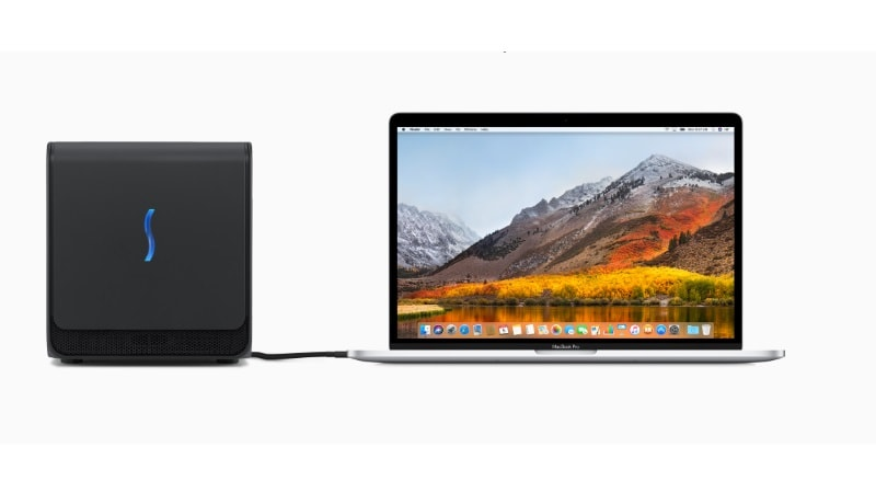 Apple's External Graphics Development Kit Available for Purchase at $599