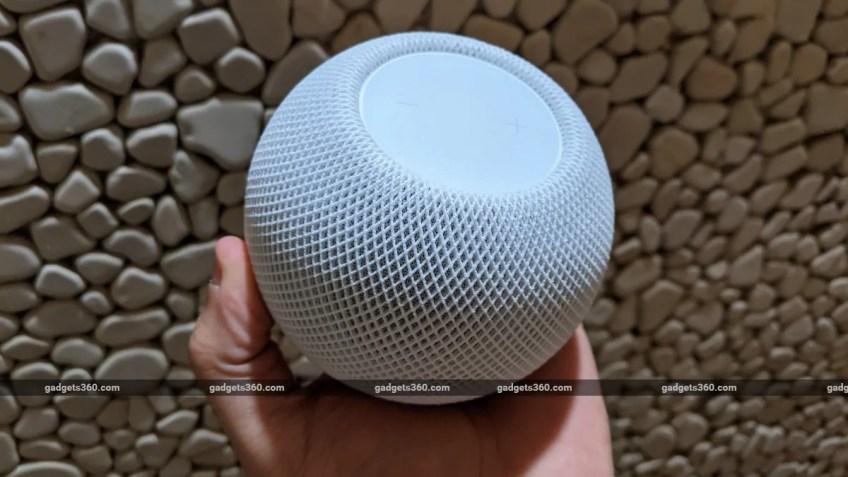 Apple HomePod Mini Adds Hands-Free Music Streaming on Gaana